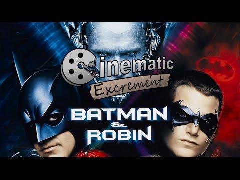 Cinematic Excrement: Episode 78 - Batman & Robin