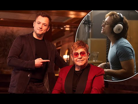 Elton John's Rocket Hour with Taron Egerton (Full iTunes Exclusive)