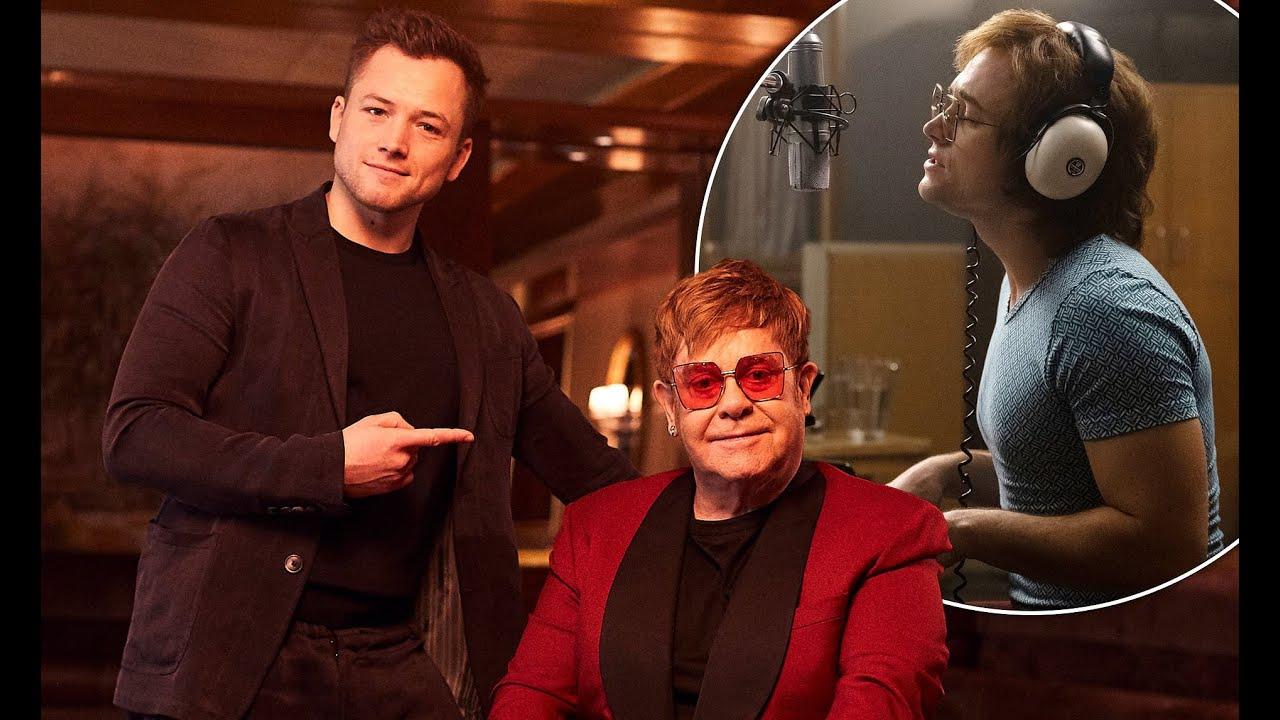 Download Elton John's Rocket Hour with Taron Egerton (Full iTunes Exclusive)