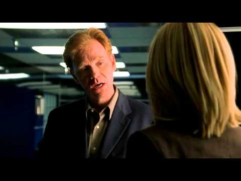 CSI Cross Jurisdictions - Horatio and Catherine