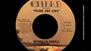 Brooklyn People - Peace And Love
