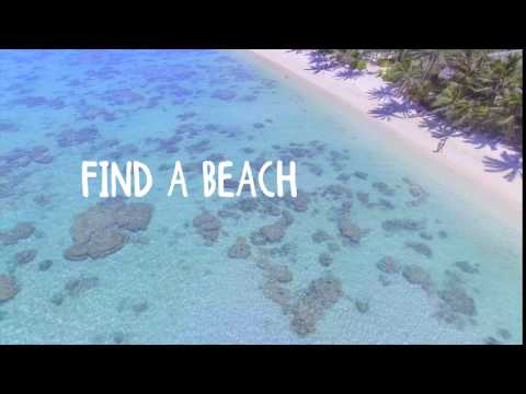 Visit one of the many beaches in the Cook Islands
