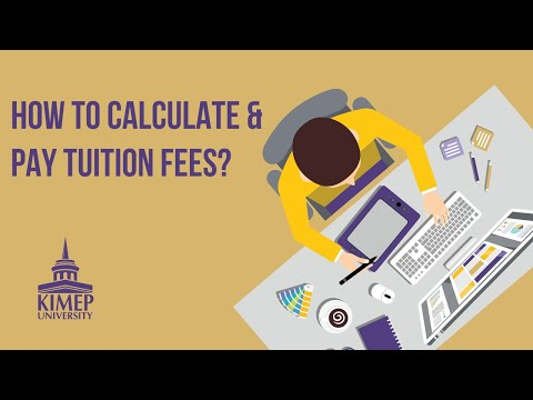 How to Calculate & Pay Tuition Fees?
