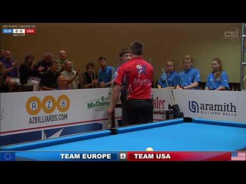 ACC Match 1 Europe vs USA