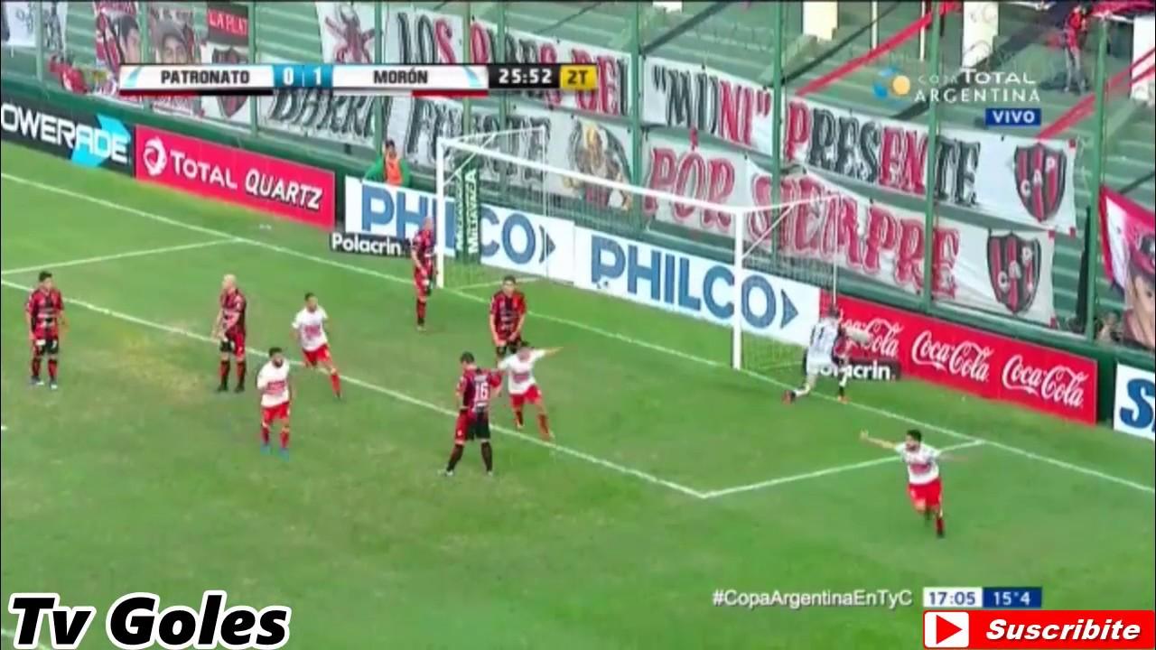 Patronato Parana 0-2 Deportivo Moron