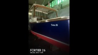 Used 1978 Fortier 26 for sale in Bronx, New York