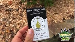 Does CBD Soap Work? Black Magic Woman Cannabis Infused Soap Review
