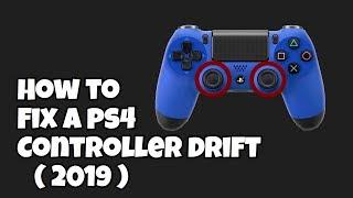 PS4 controller  Analog Drift fix !! 100 % legit great results !!!