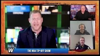 NBA Picks and Predictions | WagerTalk's NBA Tip-Off Show for Monday, January 11