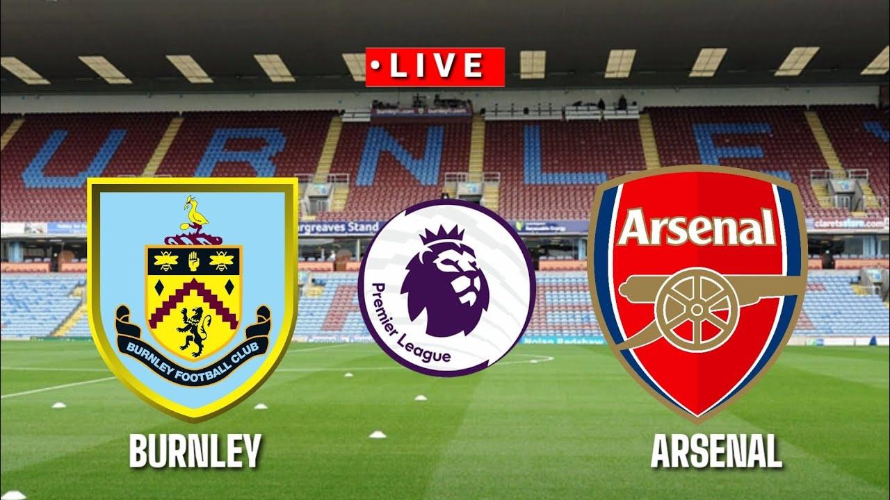 ???? [Trực Tiếp] Burnley vs Arsenal premier league 2020/2021  Pes17