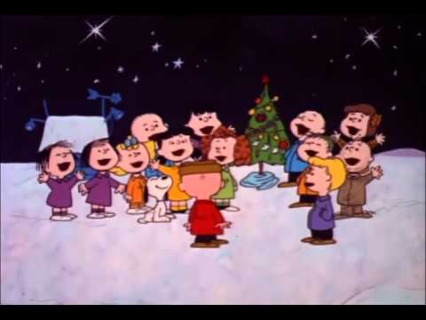 Charlie Brown Christmas - YouTube