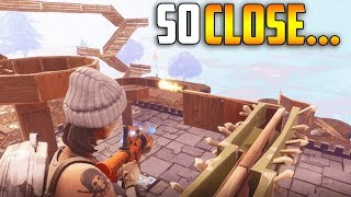 He Challenged me on Fortnite and you'll NEVER guess what happens...