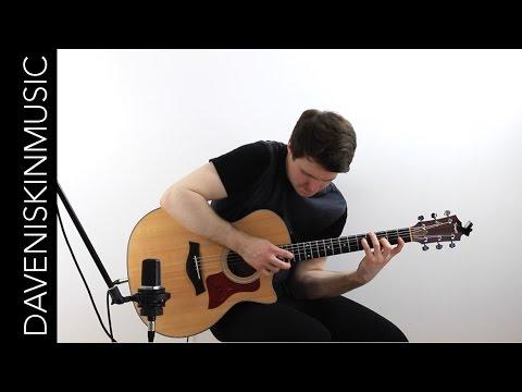 Misty (Jazz Standard by Erroll Garner) - Fingerstyle Acoustic Guitar Cover
