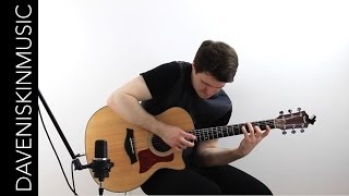 Misty (Jazz Standard by Erroll Garner) - Fingerstyle Acoustic Guitar Cover