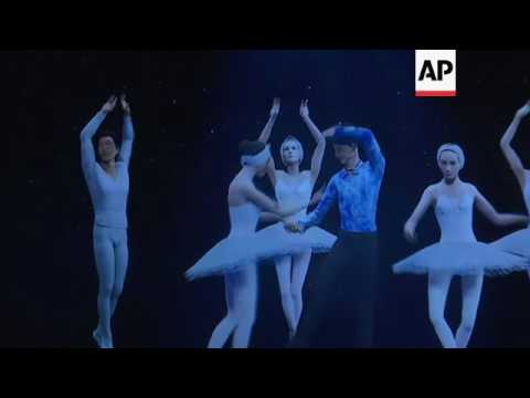 Tokyo Museum Offers Hologram Dances with Stars