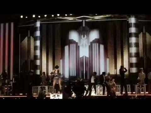 Madonna Music, Get Stupid & Candy Shop Rebel Heart Tour Sydney Australia 20 March 2016