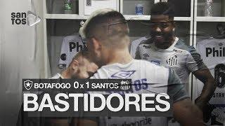 BOTAFOGO 0 X 1 SANTOS | BASTIDORES | BRASILEIRÃO (21/07/19)