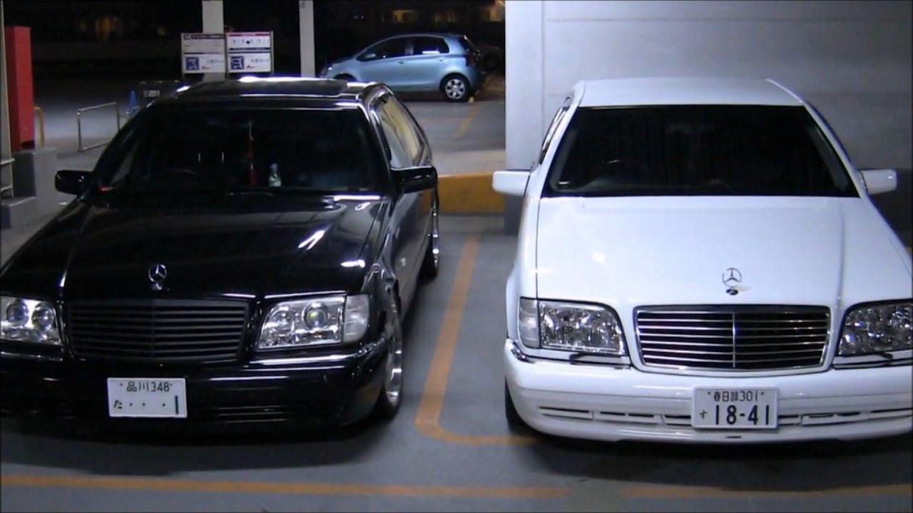 обои w124 e500