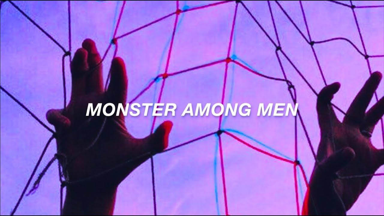 monster among men // 5sos lyrics