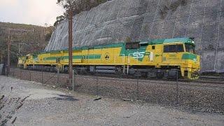 Southern Shorthaul Railroad : Coal traffic : Australian Railways