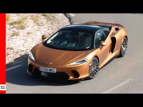 New McLaren GT 2020 In Detail and Exhaust Sound