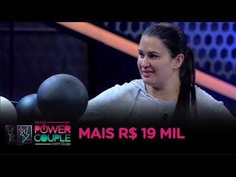Letícia faz uma boa prova e fatura R$ 19 mil