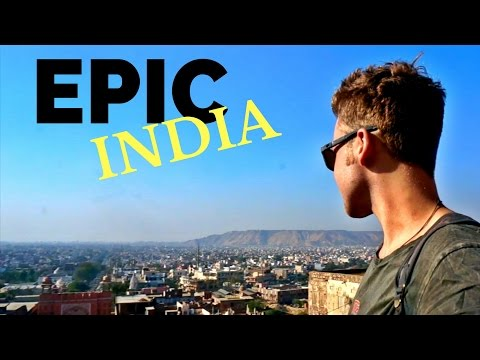 INDIA IS EPIC | Rajasthan Travel