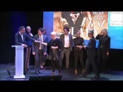 Prix relay 2017 du Magazine de l'année : VANITY FAIR