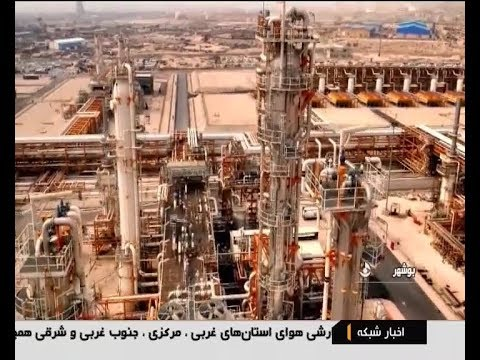 Iran made South Pars Gas Condensate SPD 22, 23, 24 Gas Sweetening, phase one