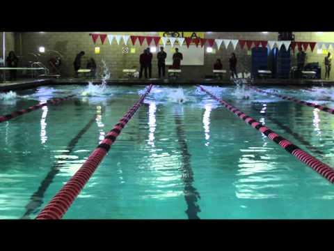 Garfield high school boy 39 s swim team 2011 12 speedo doovi for Cleveland high school swimming pool