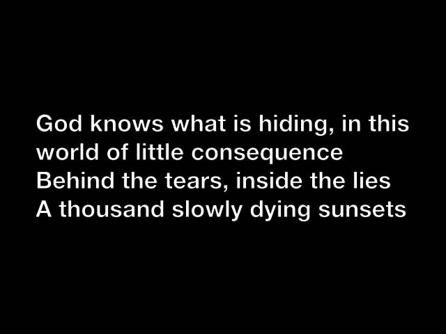Birdy - People Help the People (Lyrics) Chords - Chordify