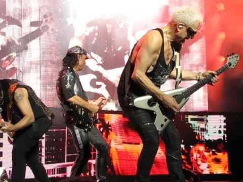 Scorpions - Big City Nights - Montreal 19.09.2015