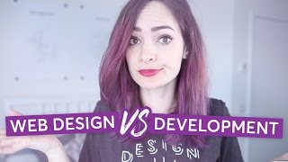 Web design & web development - What's the difference? | CharliMarieTV