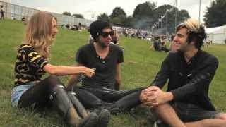 All Time Low | Best British Accent | Reading & Leeds Festival 2012