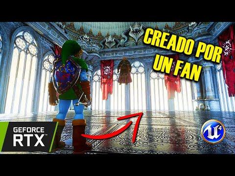 Top 7: Remakes HD De Juegos Clásicos En Unreal Engine (RTX)
