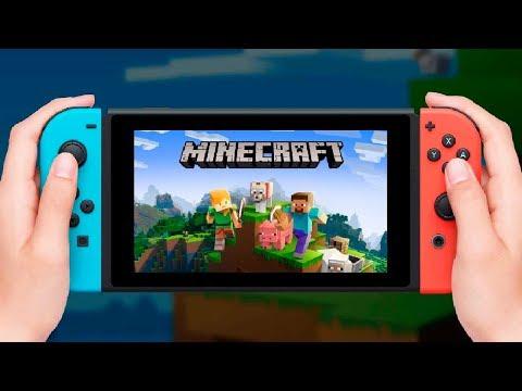 Майнкрафт на Nintendo