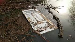 Hochwasser in Mondorf