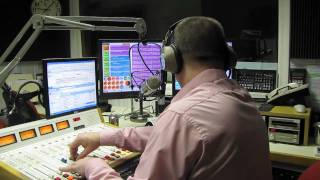 Ron Sedaille on 102.9 WDRC FM - VIDEO AIRCHECK January 1, 2011