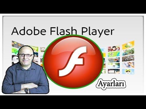 Adobe Flash Player Ayarları Nasıl Yapılır?(oyunlarda beyaz ekran hatası )