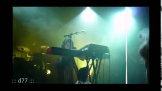 SoKo - Ocean Of Tears + Who Wears The Pants (live)
