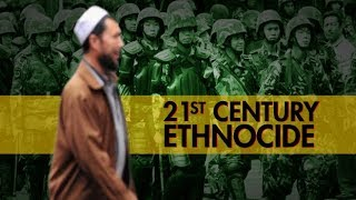 21st Century Ethnocide: China's Plan for the Uyghurs of Xinjiang