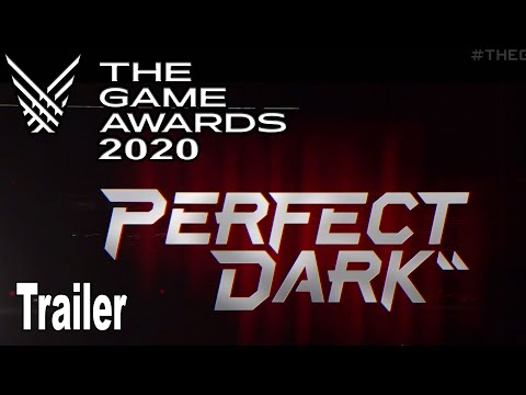 Perfect Dark - Reveal Trailer The Game Awards 2020 [HD 1080P]