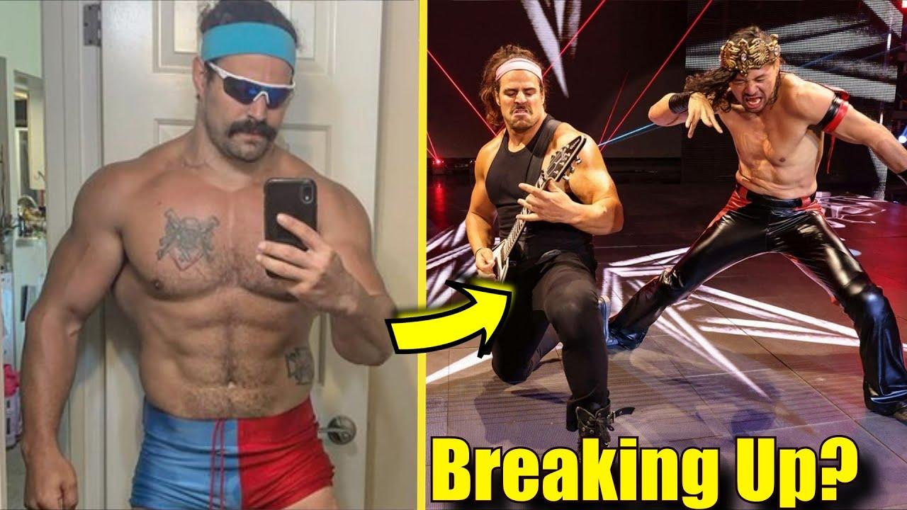 Who Is Rick Boogs? Former 24/7 CHAMPION! Rick Boogs & Nakamura GETTING BROKEN Up? Eric Bugenhagen