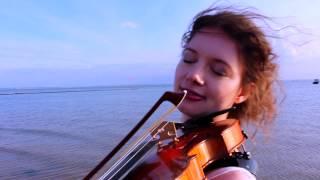 Skye Boat Song - Caroline Adomeit, violin cover
