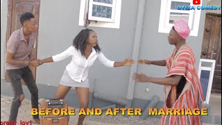 Before And After Marriage (Real House of Comedy)