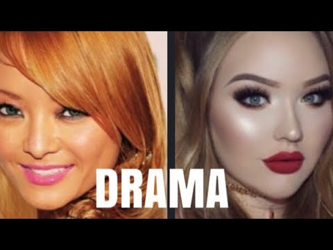 NIKKIE TUTORIALS SHADED BY TILA TEQUILA! | THE FULL STORY