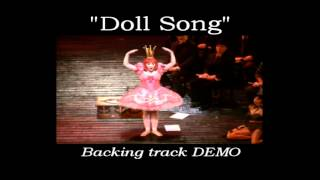 Doll Song / karaoke instrumental