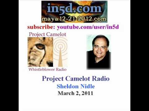 Project Camelot Radio Interviews Sheldan Nidle, Galactic Federation of Light