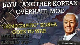 "Hearts of Iron 4: ""Democratic"" Republic of Korea Goes to War!"
