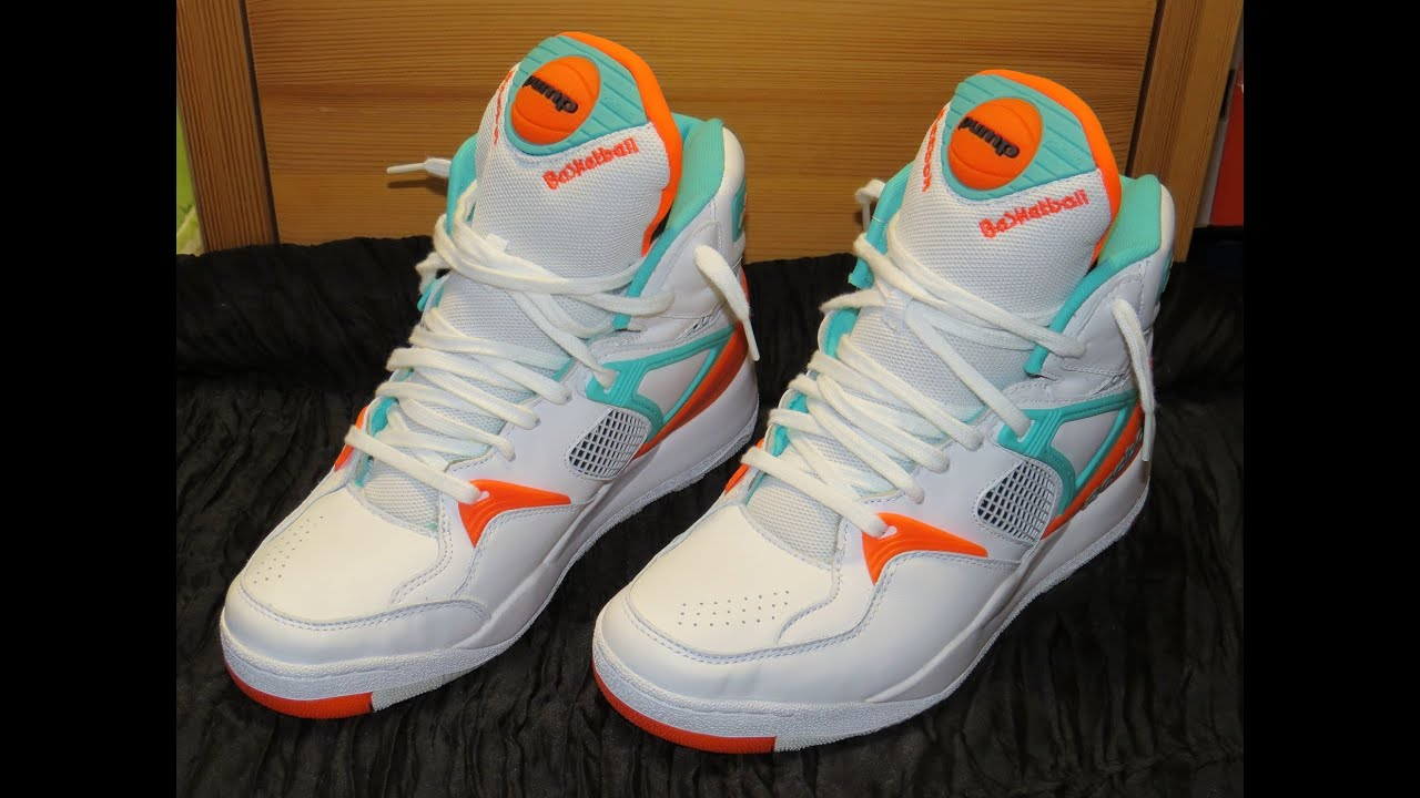mens reebok pump size 12
